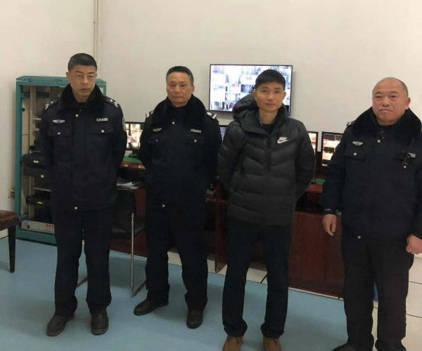 Group chairman qin xiangyin, general manager shi hui cordial greetings to the Spring Festival on dut