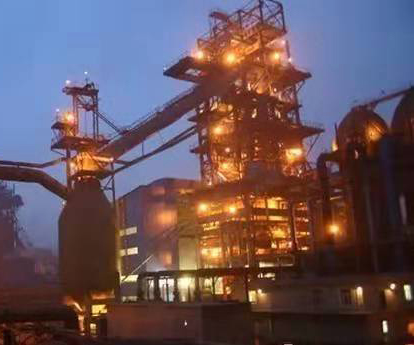 What kind of trouble does the steel market make when the steel billet explodes during the skyrocketi